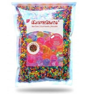 Marvelbeads Water Beads Rainbow Mix, (220gm)