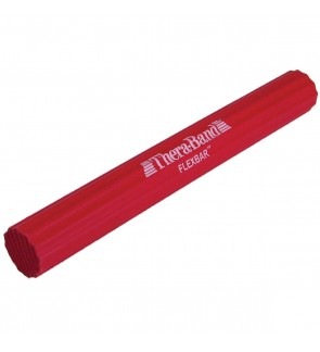 TheraBand® Flexbar® Exercisers (Red, Light) ~10 lbs. of force