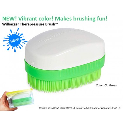 Wilbarger Therapressure Brush™ ~ New vibrant color